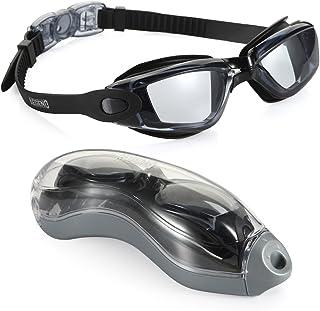 Aegend Swim Goggles, Swimming Goggles No Leaking Anti Fog...