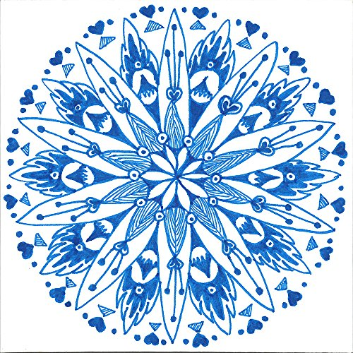 Sakura Pigment Ink Pen, Pigma Micron 02, Blue (ESDK02#36) Photo #6