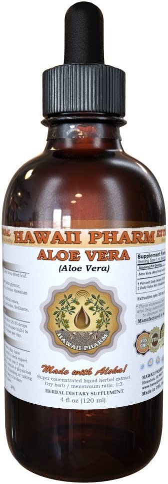 Aloe Vera Liquid Sale Max 41% OFF special price Extract Organic Tincture