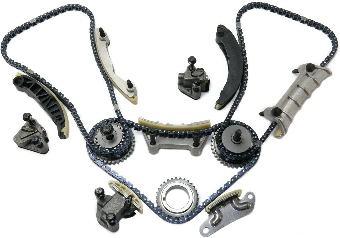 Timing Chain Kit Compatible Surprise price with 2009-2018 Free shipping New Traverse Fr Chevrolet