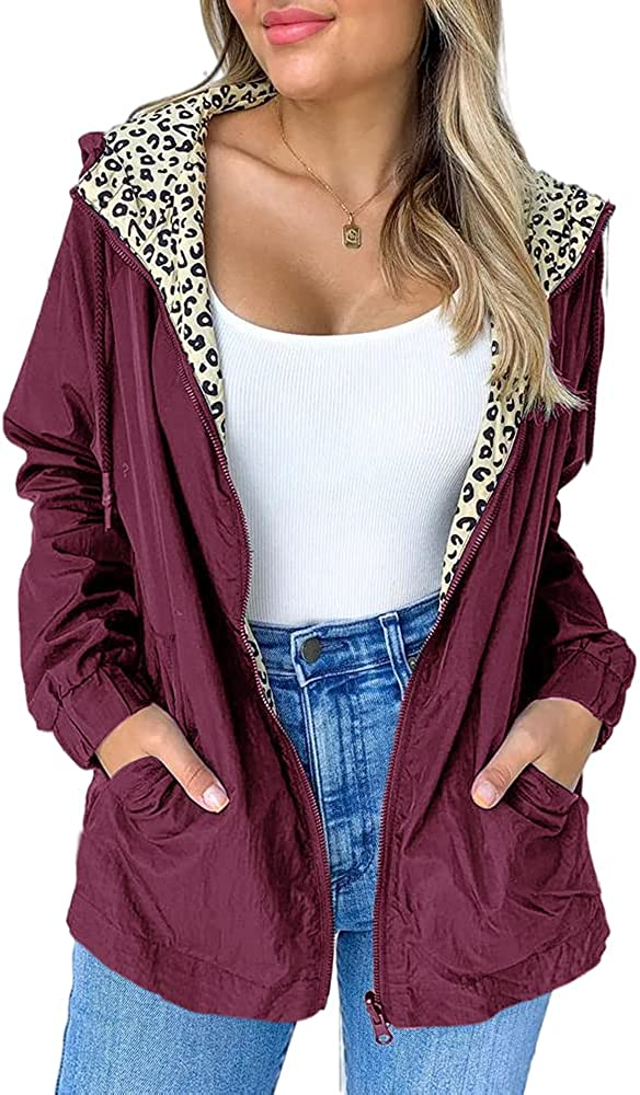 Langwyqu Womens Ranking TOP20 Super special price Casual Jackets Military Lightweigh Jacket Up Zip