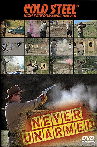 Cold Steel Never Unarmed DVD
