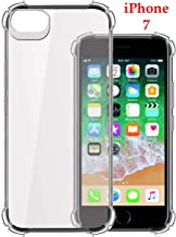 Jkobi Silicone Back Cover for Apple iPhone 7 - Transparent
