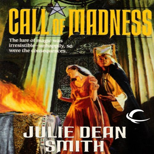 Call of Madness audiobook cover art