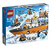 LEGO City ice Breaker Ship 60062