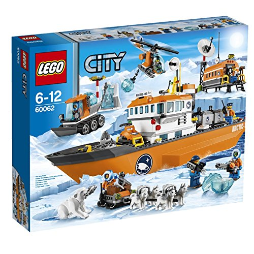 LEGO 60062 - City Arktis Eisbrecher
