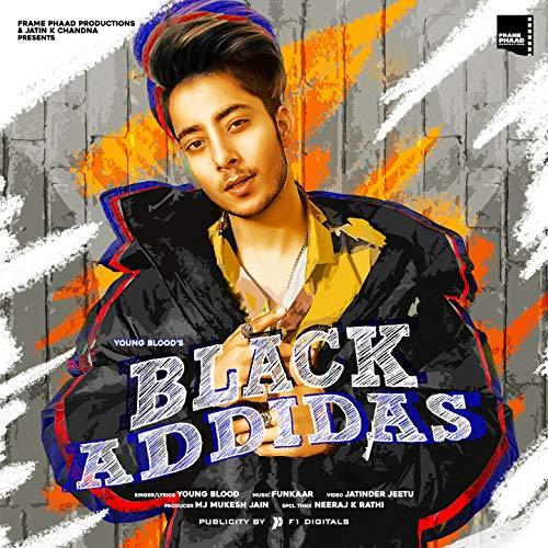 Black Addidas