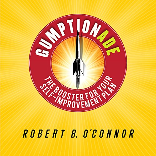 Gumptionade audiobook cover art