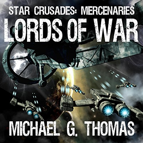 Lords of War audiobook cover art