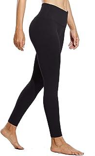 Women's Fleece Lined Leggings Winter Warm Yoga Pants...
