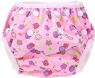 Healifty Bebe bañador pañal de natar calzones