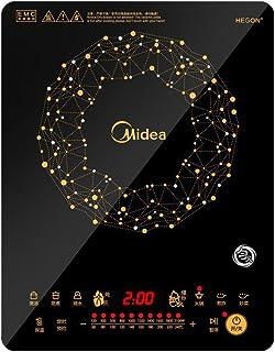 Midea/美的 C21-WT2118 电磁炉家用 智能触摸式匀火电池炉正品