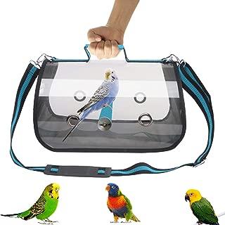 GABraden Lightweight Bird Carrier, Bird Travel Cage
