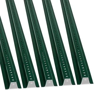 U-Channel Sign Post by SmartSign, Heavy-Duty | 8' Tall Baked Enamel Steel Post - Pack of 5