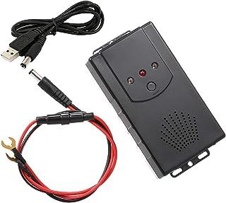 GoolRC Under Hood Animal Pest Repeller Vehicle Rodent Repellent Ultrasonic Rat Deterrent 12V Automobile Get Rid of Mice in...
