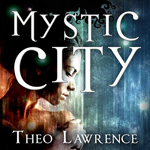 Mystic City audiobook cover art
