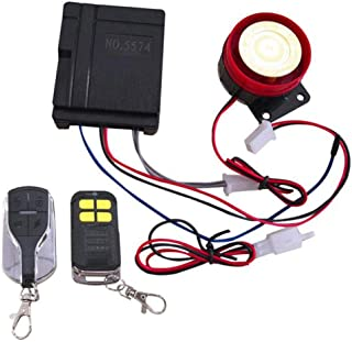 Universal Motorcycle Bike Alarm System Scooter Anti-Theft Security Alarm System Remote Control Alarme Moto 125db Speaker