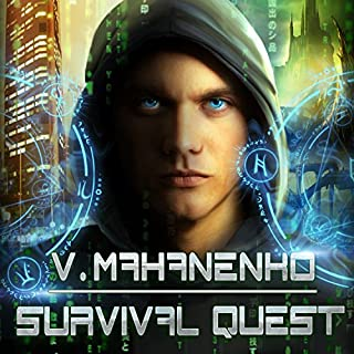 Survival Quest audiobook cover art