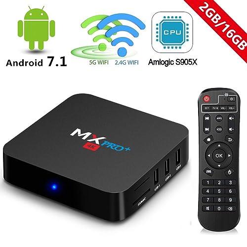 Android Internet TV Box: Amazon com