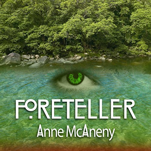 Foreteller audiobook cover art