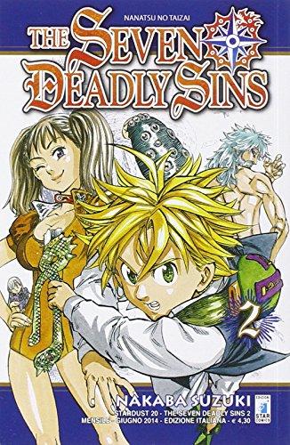 The seven deadly sins (Vol. 2)