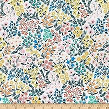 Cloud 9 Cloud9 Organic Wildflower Cotton Meadow Fabric