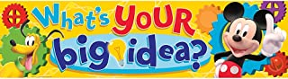 Eureka Mickey Mouse Clubhouse Classroom Banner, What's Your Big Idea? 12 x 45