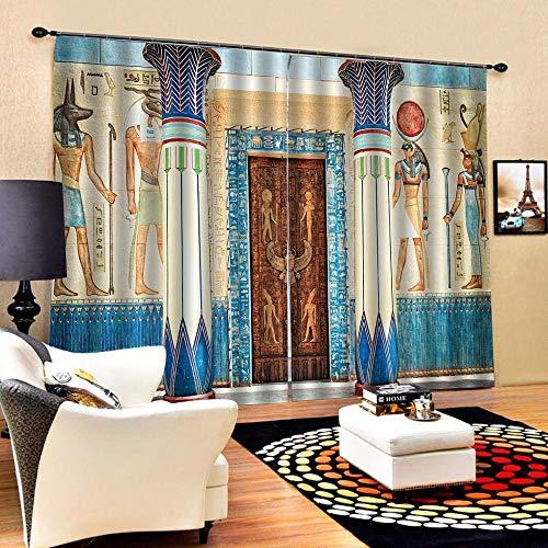 cortinas de baño egipto