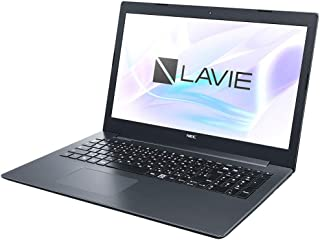 NEC ノートパソコン LAVIE Direct NS(A) 【Web限定モデル】 (カームブラック) (AMD A9/8GBメモリ/1TB HDD/Office Home & Business 2019/Windows 10 Home)