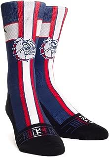 NCAA Gonzaga University Custom Athletic Crew Socks