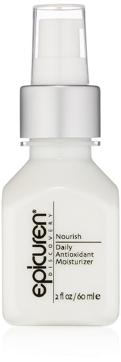 説教する雑種酸化物Epicuren Nourish Daily Antioxidant Moisturizer - For Combination & Sensitive Skin Types 60ml/2oz並行輸入品