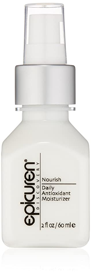 白鳥不適当メタルラインEpicuren Nourish Daily Antioxidant Moisturizer - For Combination & Sensitive Skin Types 60ml/2oz並行輸入品