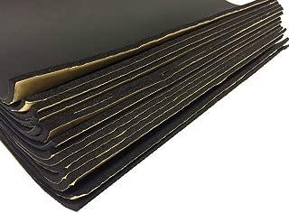 HOUTBY 10 X Acoustic Foam Studio Sound Proofing Treatment Absorption Silent Sound 50X50X5cm