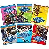 Digimon Adventure tri.: The Complete 6-Film Collection - Coexistence / Determination / Confession / Reunion / Future / Loss [Blu-ray + DVD]