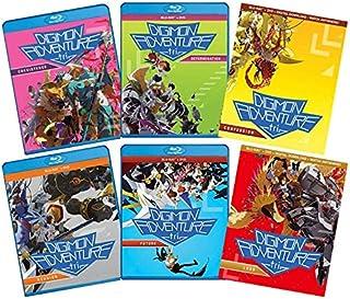 Digimon Adventure tri.: The Complete 6-Film Collection - Coexistence / Determination / Confession / Reunion / Future / Los...