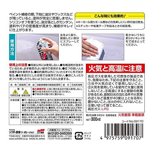 SOFT99(ソフト99)99工房シリコンオフ09170[HTRC2.1]