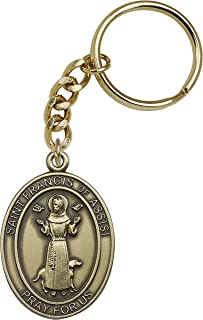 st francis of assisi ring