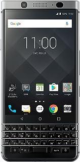 BlackBerry KeyOne Smartphone (GSM Unlocked) - 32GB - Silver (Renewed)