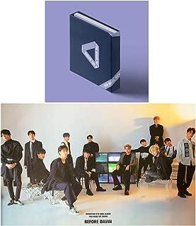 Seventeen You Made My Dawn 6th Mini Album [Before Dawn ver.] CD + Official Poster + Photo Book + 2Photo Cards + Lenticular Card + Behind Card + Sticker