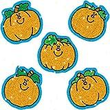 Carson Dellosa – Pumpkins Dazzle Stickers, Fall Classroom décor, 75 Count
