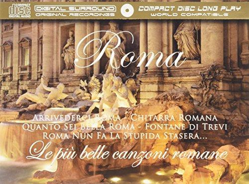 Roma Le Piu Belle Canzoni Romane (Box)