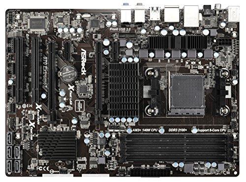 ASRock ATX 64GB DDR3 2100 AM3+ AMD Motherboard (970 EXTREME3 R2.0 )