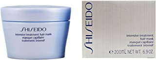 Shiseido Intensive Treatment Hair Mask for Unisex - 6.9 oz Hair Mask, 294.83 grams