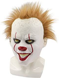 scary pennywise mask