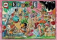 ONE PIECE ( ワンピース ) 下敷き JF2015 ( ジャンプフェスタ 2015 )