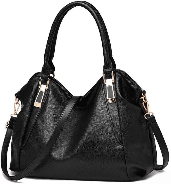 Limotai Handbag Handtasche Damen Handtaschen Mode Gewaschen Pu Pu Pu Damen Schultertasche Mit Hoher Kapazität Casual Weiche Tasche B07L8ZZY1X adc8fc