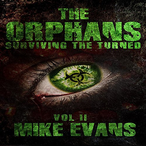 Surviving the Turned audiobook cover art