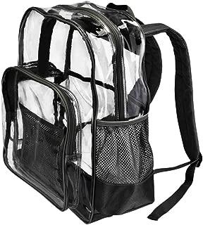 custom clear backpacks