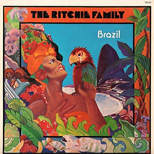 The Ritchie Family - BRAZIL ( Vinyle, album 33 tours 12