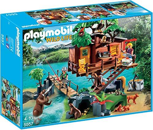 Playmobil Casa del Árbol de Aventuras 5557 , color/modelo